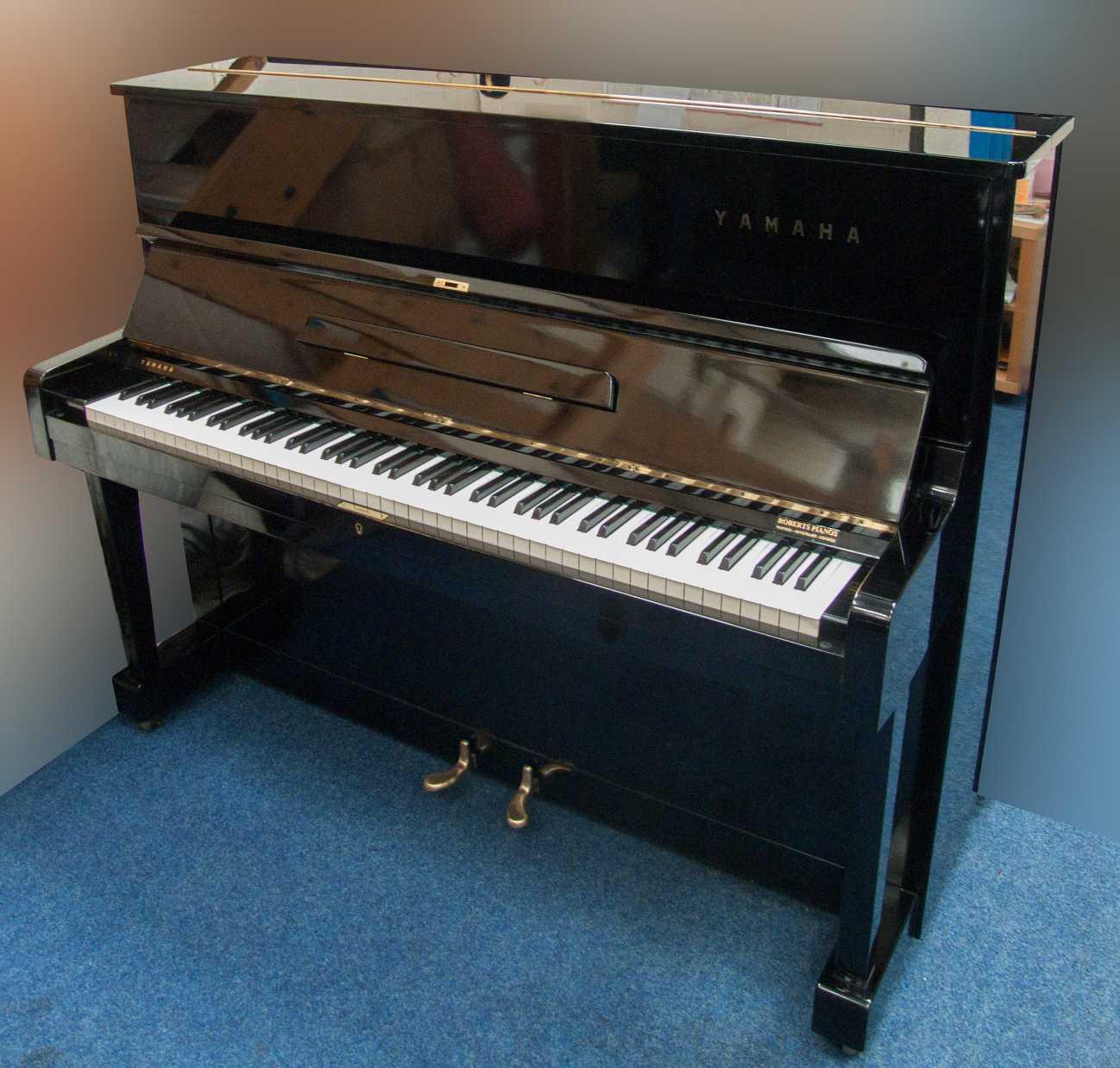 Yamaha-U1D-Upright-Piano