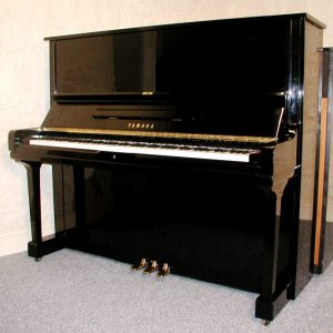 Yamaha U3H Upright Piano
