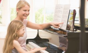 Piano Lesson Boost Child Academic Performance