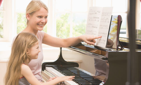 Piano Lesson Boost Child Academic Performance